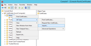 Removing Warning Messages for BYOD PEAP clients with NPS