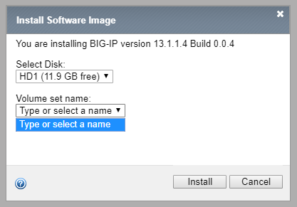 Installing F5 Images and Hotfixes on BigIP-VE – Layer 77