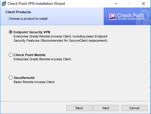 CheckPoint Remote Access VPN Caveats – Layer 77